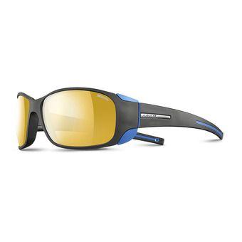 Julbo MONTEBIANCO - Lunettes de soleil photochromiques Homme noir bleu/flash or