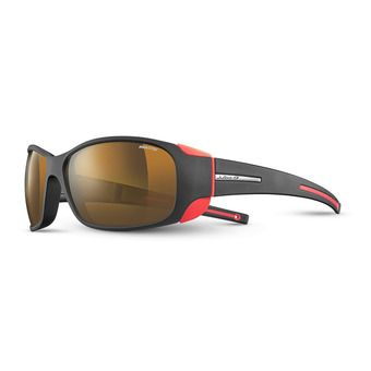 Julbo MONTEBIANCO - Photochromic sunglasses - Men's - black orange fluo/cameleon