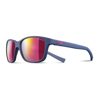 Julbo POWELL - Sunglasses - blue red/multilayer pink