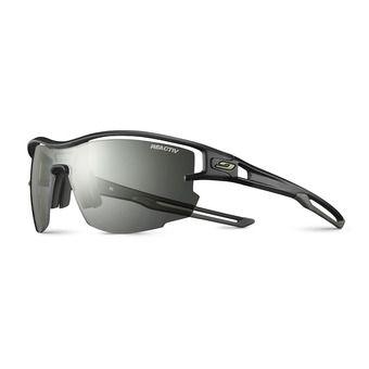 Julbo AERO - Gafas de sol fotocromáticas black translucide/army/clear