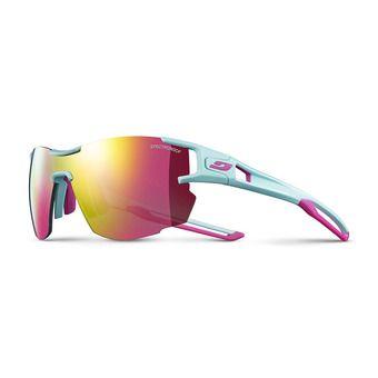 Julbo AEROLITE - Occhiali da sole azzurro/rosa/multilayer rosa