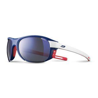 Julbo REGATTA - Gafas de sol fotocromáticas blue/white/red/multilayer blue