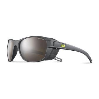 Julbo CAMINO - Occhiali da sole Uomo grigio scuro/grigio/flash argento