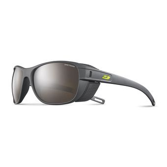 Julbo CAMINO - Sunglasses - Men's - dark grey/flash silver