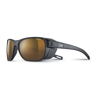 Julbo CAMINO - Lunettes de soleil photochromiques Homme noir translucide mat gris/cameleon