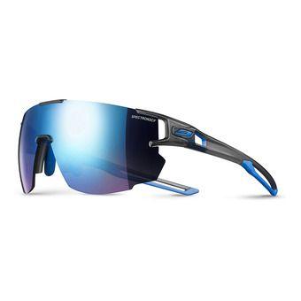 Julbo AEROSPEED - Occhiali da sole grigio traslucido/blu/multilayer blu