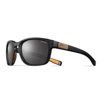 Lunettes de soleil PADDLE noir translucide/orange/smoke