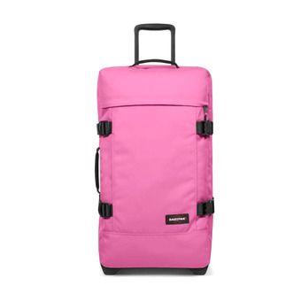 Eastpak TRANVERZ 78L - Valigia frisky pink