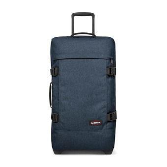 Eastpak TRANVERZ 78L - Suitcase - triple denim