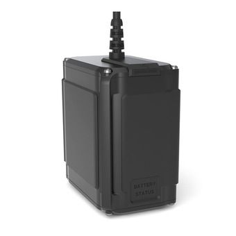Silva LI-ION HARD 9.9AH - Batería negro