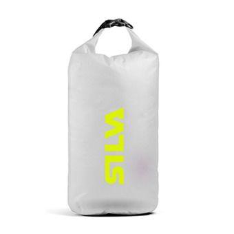 Silva DRY TPU 3L - Bolsa waterproof blanco/amarillo