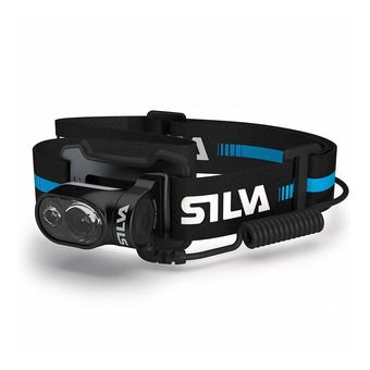 Silva CROSS TRAIL 5X - Lampe frontale noir/bleu