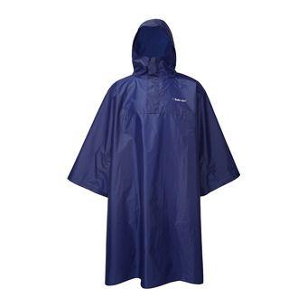 Trekmates DELUXE - Poncho azul
