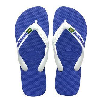 Havaianas BRASIL LOGO - Flip-Flops - marine blue