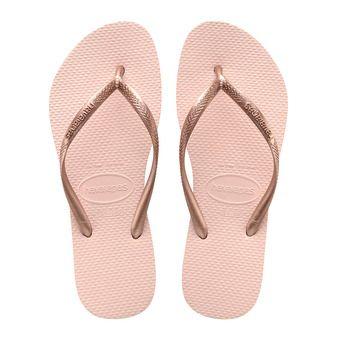 Havaianas SLIM BALLET - Flip-Flops - Women's - pink