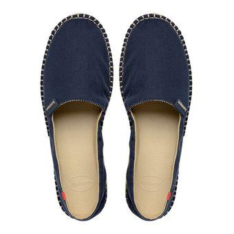 Espadrilles - ORIGINE III navy blue/beige