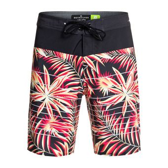 Quiksilver HIGHLINE DRAINED OUT 19 - Boardshort Homme black