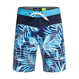 Boardshort homme HIGHLINE DRAINED OUT 19 electric royal