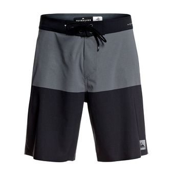Quiksilver HIGHLINE DIVISION PRO 19 - Boardshort Homme yellow/iris