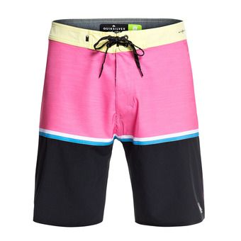 Quiksilver HIGHLINE DIVISION 18 - Boardshort Homme yellow/iris