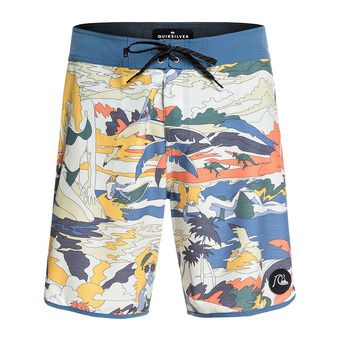 Boardshort homme HIGHLINE FEELIN FINE 18 stellar