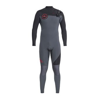 Full Wetsuit 3/2mm - Men's - SYNCRO SERIES ash/graphite