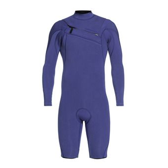 Quiksilver HIGHLINE LIMITED - Traje 2/2mm hombre nite blue