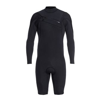 Quiksilver HIGHLINE LIMITED - Traje 2/2mm hombre black
