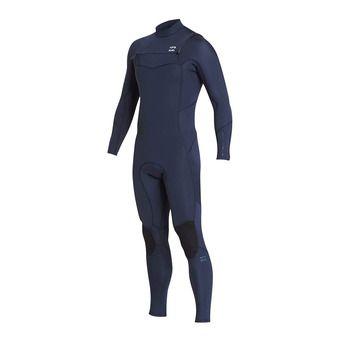 LS Full Wetsuit - 3/2mm Men's - FURNACE ABSOLUTE COMP CZ slate