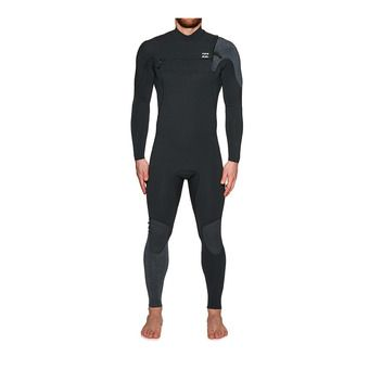 LS Full Wetsuit - 3/2mm Men's - FURNACE CARBON COMP CZ black sands