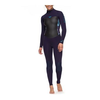 Full Wetsuit 3/2mm - Women's - SYNCRO SERIES blue ribbon
