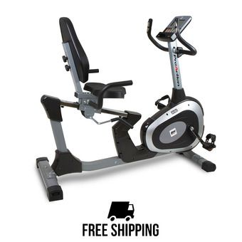 Bh Fitness ARTIC COMFORT PROGRAM - Vélo semi-allongé