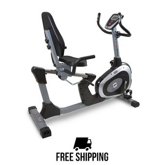 Bh Fitness ARTIC COMFORT - Vélo semi-allongé