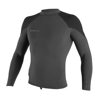 LS Neoprene Top 1.5mm - Men's - REACTOR-2 graphite/black/ocean