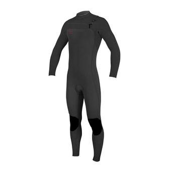 LS Full Wetsuit 3/2mm - Men's - HYPERFREAK CZ graphite/graphite