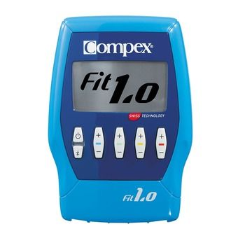 Compex FIT 1.0 - Electrostimulator - blue