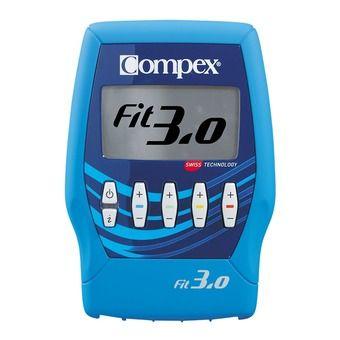 Compex FIT 3.0 - Elettrostimolatore blu