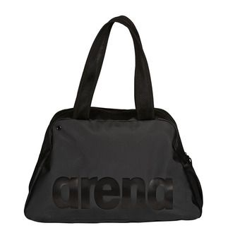 Arena FAST SHOULDER 35L - Bolsa de deporte all black