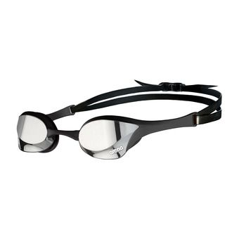 Arena COBRA ULTRA SWIPE MIRROR - Swimming Goggles - silver/black