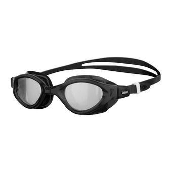 Arena CRUISER EVO - Occhialini da nuoto clear black/black