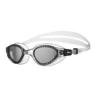 Arena CRUISER EVO - Swimming Goggles - smoked clear/clear