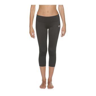 Arena GYM - Legging 3/4 Donna black/black