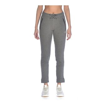 Arena STRETCH - Jogging Pants - Women's - dark grey melange