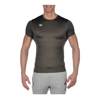 Arena TECH - Maillot Homme olive green