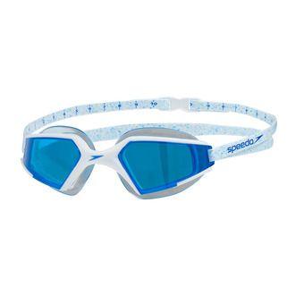 Speedo AQUAPULSE MAX 2 - Lunettes de natation white/blue