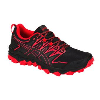 Asics GEL-FUJITRABUCO 7 - Trail Shoes - Men's - black/classic red