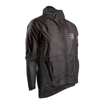 Compressport HURRICANE 25/75 - Veste Homme black