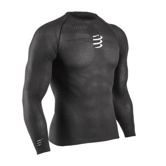 Compressport 3D THERMO - Sous-couche Homme black
