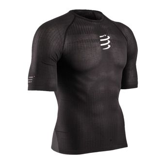 3D thermo 50g SS Tshirt Homme BLACK