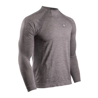 Compressport TRAINING - Jersey - Men's - grey melange